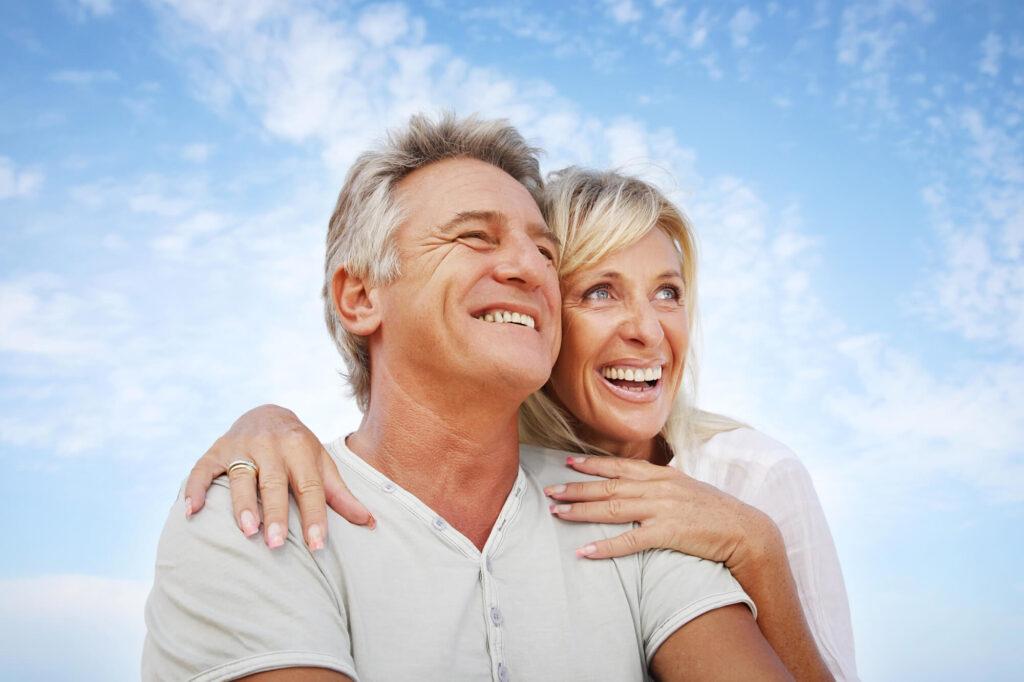 Senior online dating over 50