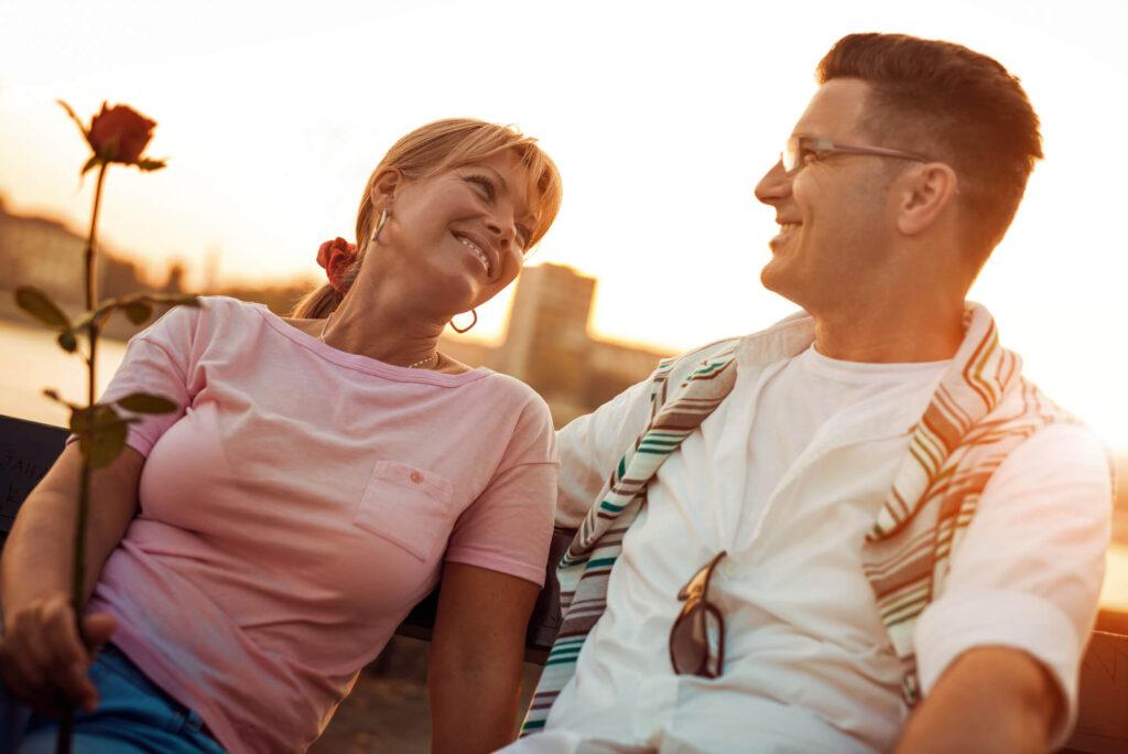 Senior Online Dating for Men Over 50