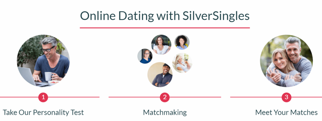 SilverSingles Dating Site